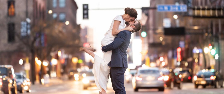 WATSON BLOCK WEDDING | DANA + MICHAEL