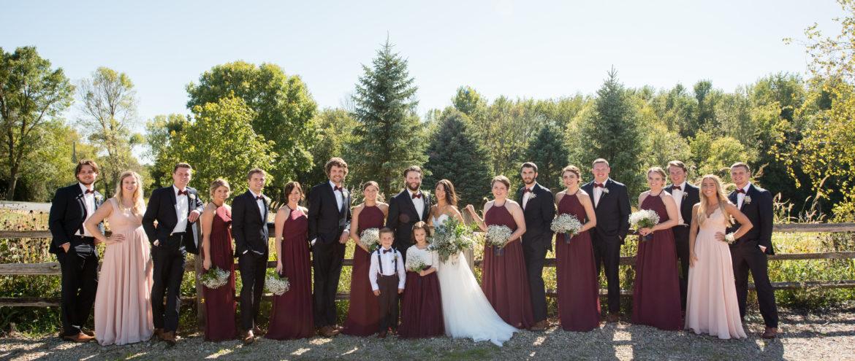 CREEKSBEND GOLF CLUB WEDDING | ALLISON + ZACH